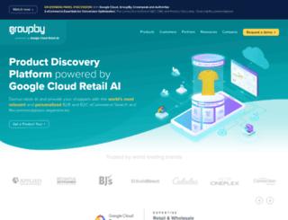 groupbyinc.com screenshot