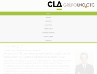 groupecla.com screenshot
