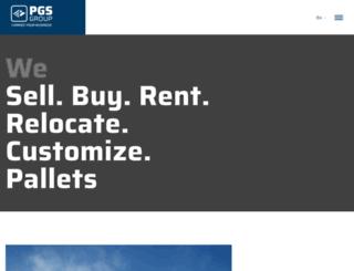 groupepgs.com screenshot