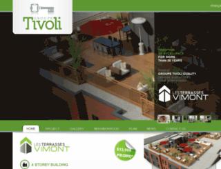 groupetivoli.ca screenshot