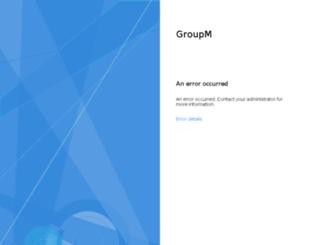 groupm.service-now.com screenshot