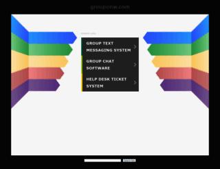 grouponw.com screenshot