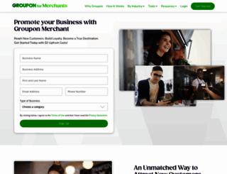 grouponworks.com screenshot