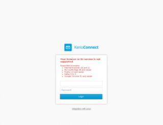 groupware.netuse.de screenshot