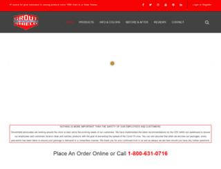 groutshields.com screenshot