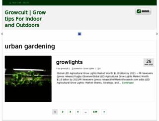 growcult.com screenshot