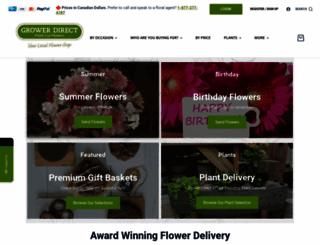 growerdirect.com screenshot