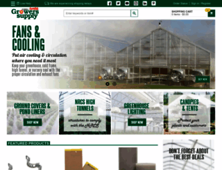growerssupply.com screenshot