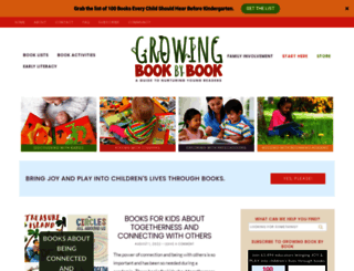 growingbookbybook.com screenshot