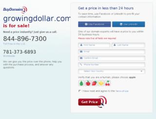 growingdollar.com screenshot