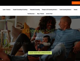 growingself.com screenshot