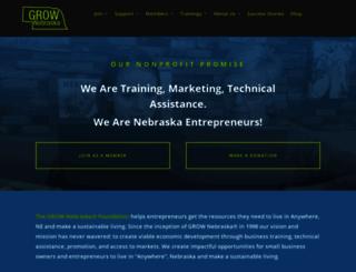 growneb.com screenshot