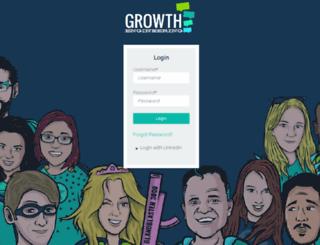 growthacademy.co.uk screenshot