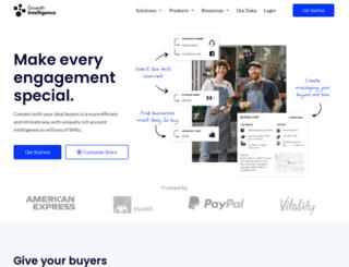 growthintel.com screenshot