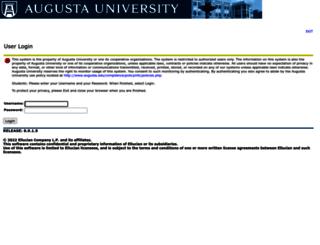 gru.collegescheduler.com screenshot