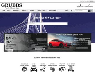 grubbs.com screenshot