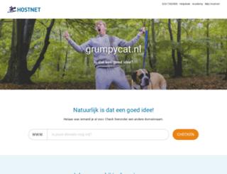 grumpycat.nl screenshot