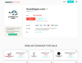 grundlagen.com screenshot