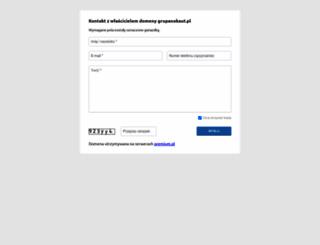 grupanokaut.pl screenshot