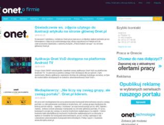 grupaonet.pl screenshot
