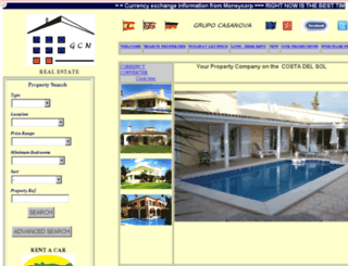 grupo-casanova.net screenshot