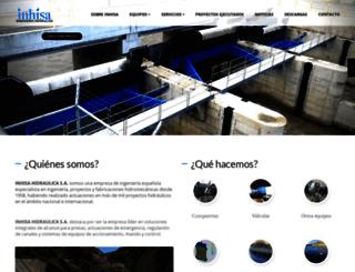 grupo-inhisa.com screenshot