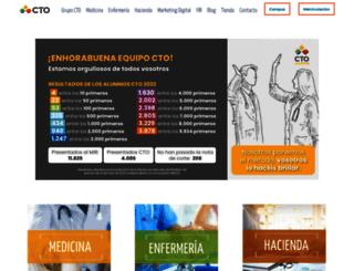 grupocto.com screenshot