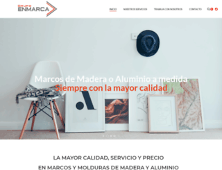 grupoenmarca.com screenshot