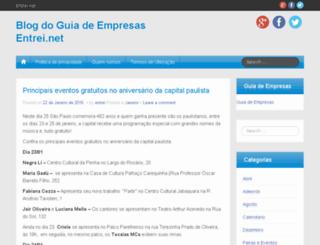 grupoentrei.com.br screenshot