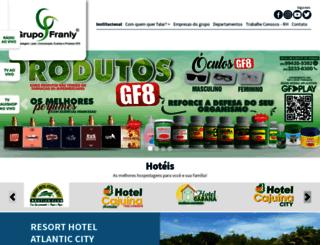 grupofranly.com.br screenshot