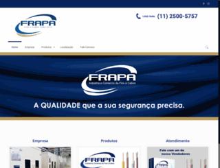 grupofrapa.com.br screenshot