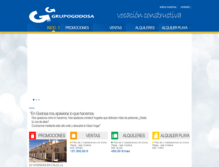 grupogodosa.com screenshot