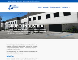 grupoindustrial.net screenshot