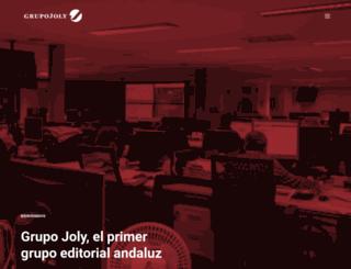 grupojoly.com screenshot