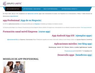 grupolabtic.com screenshot