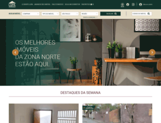 grupolupa.com.br screenshot