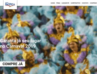grupopacifica.com.br screenshot