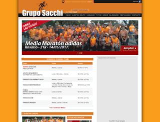 gruposacchi.com.ar screenshot