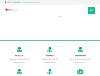 gruposeap.com screenshot