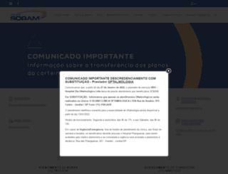 gruposobam.com.br screenshot
