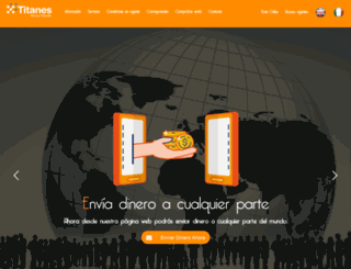 grupotitanes.com screenshot