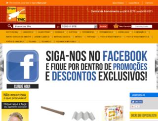 grupotmc.com.br screenshot