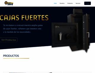 grupozeus.com.mx screenshot