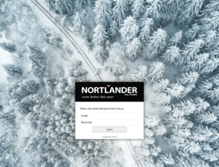 gruppe.nortlander.dk screenshot