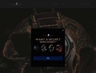 gruppogammawatches.com screenshot