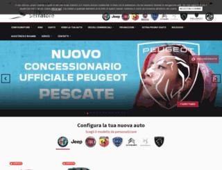grupposerratore.com screenshot