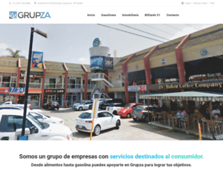 grupza.com screenshot