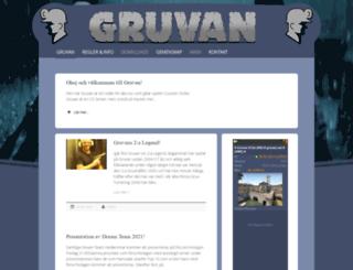 gruvan.net screenshot