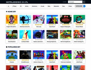 grydladzieci-24.pl screenshot