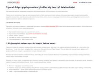 gryna.pl screenshot